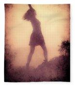 Feminine Freedom Fleece Blanket