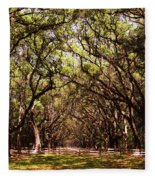 Fence Fleece Blanket
