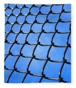 Fence Fleece Blanket