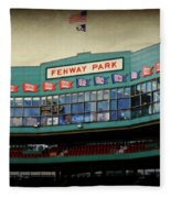 Fenway Memories - 2 Fleece Blanket