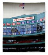 Fenway Park Fleece Blanket