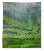Fern Fleece Blanket