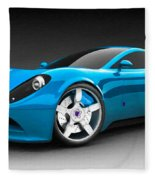 Ferrari 16 Fleece Blanket