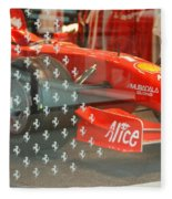 Ferrari Formula One Fleece Blanket