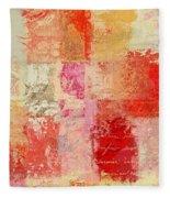 Feuilleton De Nature - S01t02a Fleece Blanket