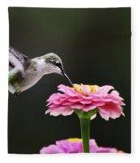 Few And Far Between Fleece Blanket