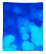 Fibre Optics Fleece Blanket