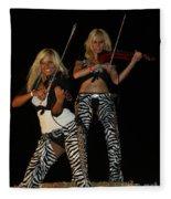 Fiddlers Fleece Blanket