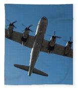 Fifi Overhead Fleece Blanket