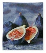 Figs Fleece Blanket
