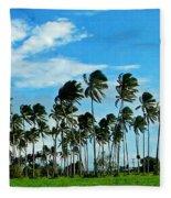 Fiji Fleece Blanket