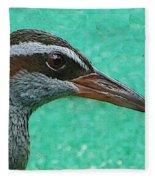 Fijinan Bird 2 Fleece Blanket