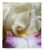 Finest China Floral Fleece Blanket