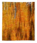 Fire Spirits Fleece Blanket