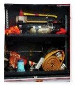 Fireman - Fire Fighting Supplies Fleece Blanket