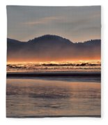 Firewater Fleece Blanket
