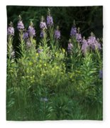 Fireweed Fleece Blanket