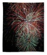 Fireworks6506 Fleece Blanket