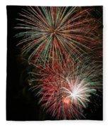 Fireworks6509 Fleece Blanket