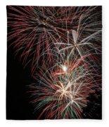 Fireworks6518 Fleece Blanket