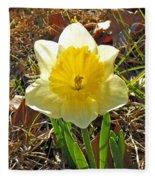 First Bloom Fleece Blanket