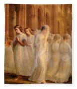First Communion Fleece Blanket