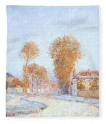 First Frost Fleece Blanket