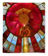 First Order Fresnel Lens Fleece Blanket
