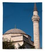 Firuz Aga Mosque Fleece Blanket