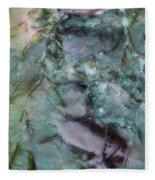 Fish Abstract Fleece Blanket
