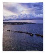 Fisherman - Sicily Fleece Blanket