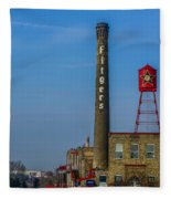 Fitgers Hotel And Brewery Fleece Blanket