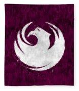 Flag Of Phoenix Fleece Blanket