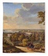 Flamstead Hill, Greenwich The Fleece Blanket