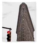 Flatiron Fleece Blanket
