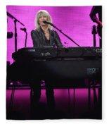 Fleetwood Mac - Christine Mcvie Fleece Blanket