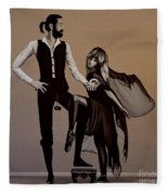 Fleetwood Mac Rumours Fleece Blanket