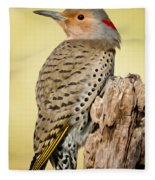 Flicker Fleece Blanket