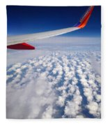 Flight Home Fleece Blanket