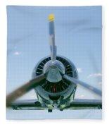 Flight In Color Fleece Blanket