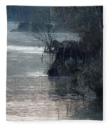 Flint River 28 Fleece Blanket