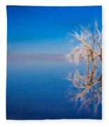 Floating Deadwood Fleece Blanket