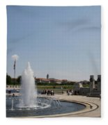 Floating Memories Fleece Blanket
