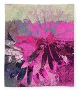 Floral Fiesta - S31at01b Fleece Blanket