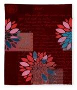 Floralis - 833 Fleece Blanket