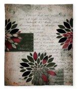 Floralis - 889a Fleece Blanket