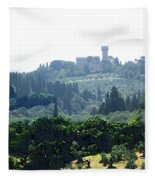 Florence Landscape Fleece Blanket