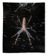 Insect Me Closely Fleece Blanket