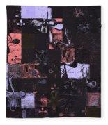 Florus Pokus 01e Fleece Blanket