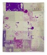 Florus Pokus A01d Fleece Blanket